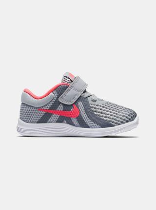 Zapatilla Nike Revolution Niño,Gris,hi-res