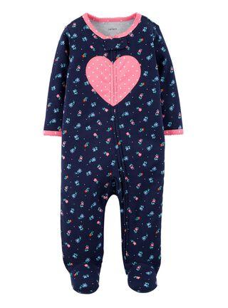 Pijama 1 Pieza Niña 2 A 4 Años Carter's,Diseño 1,hi-res