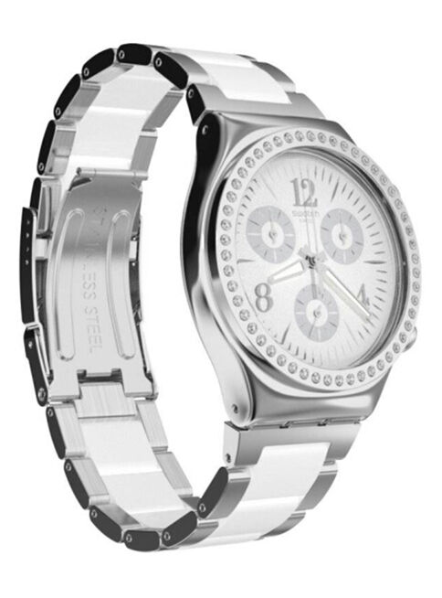 Reloj%20Made%20In%20White%20Swatch%20Unisex%2C%2Chi-res