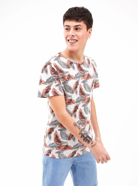 Polera%20Floral%20Lavada%20Opposite%2CCoral%2Chi-res