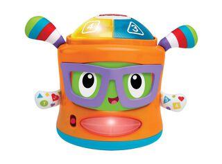 Franky Bot con Luces Brillantes Fisher Price,,hi-res
