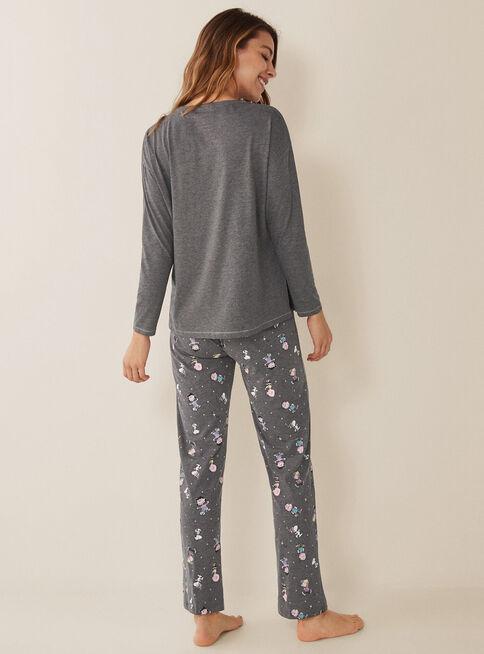 Pijama%20Algod%C3%B3n%20Cozy%20Multilicense%20Women'Secret%2CGris%20Perla%2Chi-res