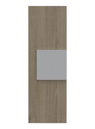 Mueble Optimizador de Baño Vanguard Rovere Blanco TuHome,Crema,hi-res