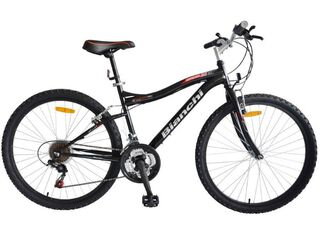 Bicicleta MTB Bianchi Genesis Llantas Aluminio Aro 26,Negro,hi-res