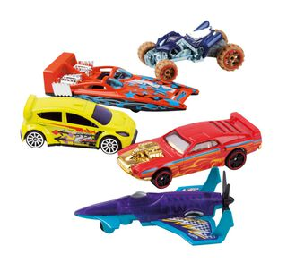 Caja Pack 5 Autos Hot Wheels,,hi-res