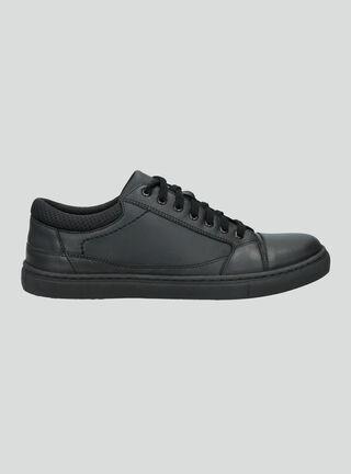 Zapato Guante9601 Escolar Hombre,Negro,hi-res