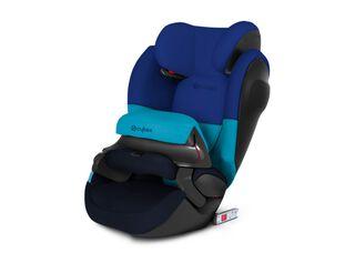 Silla de Auto Pallas M-Fix BM Azul Cybex,,hi-res