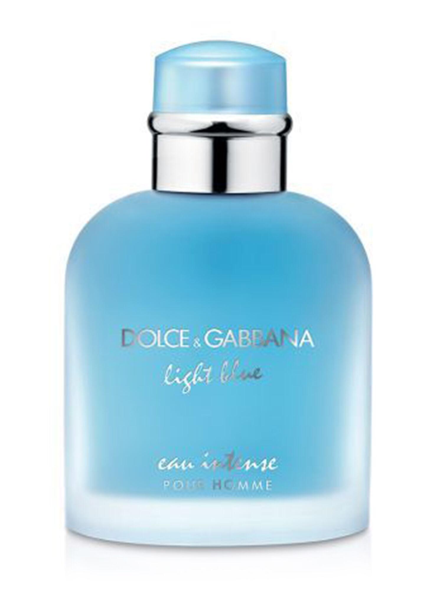 dormitorio de sal marina sw Perfume Dolce Gabbana Light Blue Pour Homme Eau Intense EDP 100 Ml