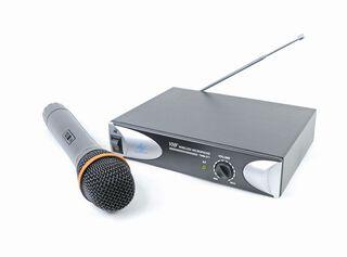 Microfono Tech VHF Inalambrico,,hi-res