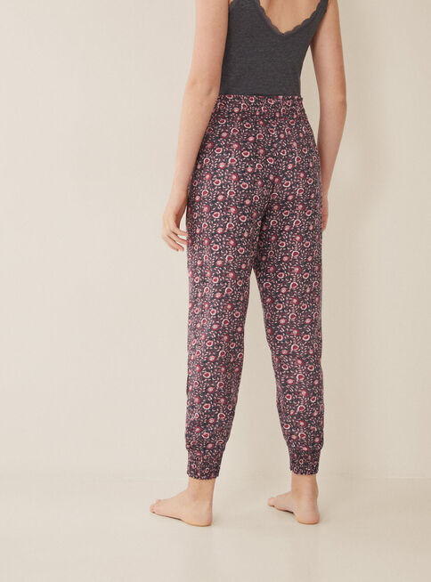 Pantal%C3%B3n%20Pijama%20Mix%26Match%201%20Pink%20Tiro%20Alto%20Women'Secret%2CGris%20Perla%2Chi-res