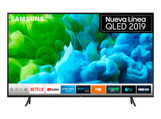 QLED Smart TV Samsung 55