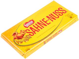 Sahne Nuss Barra 250 g Nestlé,,hi-res