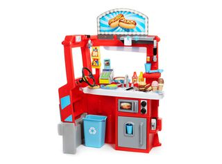 Auto Food Truck 2 en 1 Little Tikes,,hi-res