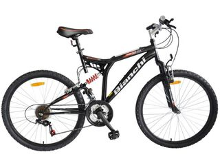 Bicicleta MTB Bianchi Pro DSX Aro 26,Negro,hi-res