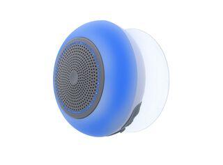 Parlante Speaker Xtreme para Ducha Bluetooth Azul,,hi-res