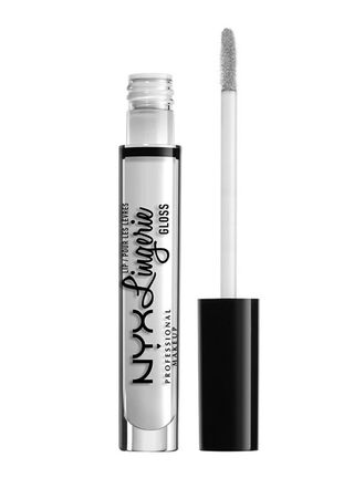 Labial Lip Lingerie Gloss Clear NYX Professional Makeup,,hi-res