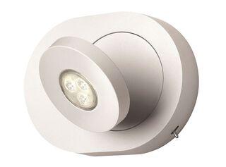 Lámpara Apliqué Scope Metal Blanco 1 Luz 7,3 cm Signify,,hi-res