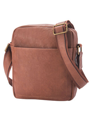 Bolso Messenger Bag Seattle Rocha,Café,hi-res
