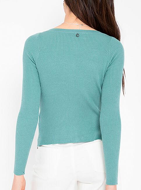 Sweater%20Abotonado%20Manga%20Larga%20%2CVerde%20Esmeralda%2Chi-res