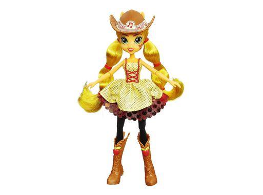 Muñeca Apple Jack Equestria Girls My Little Pony En Muñecas