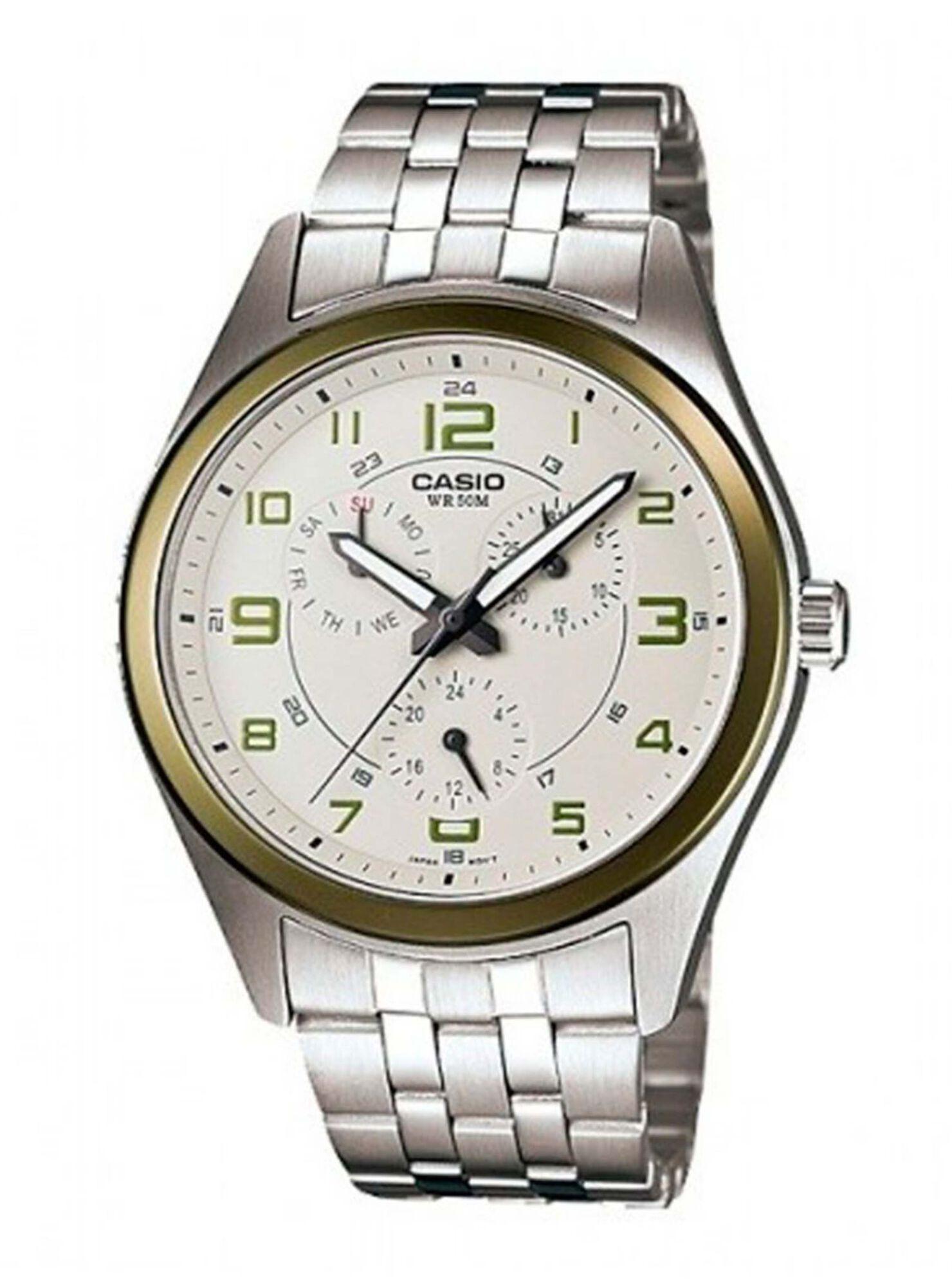 f910ac349e8a Reloj Hombre MTP-1352D-8B2VDF Casio en Relojes