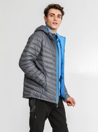 Chaqueta Outdoor Lippi Bazpur Down Jacket Hombre,Marengo,hi-res