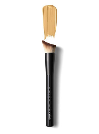 Brocha Maquillaje Pro Brush Total Control Foundation NYX Professional Makeup,,hi-res
