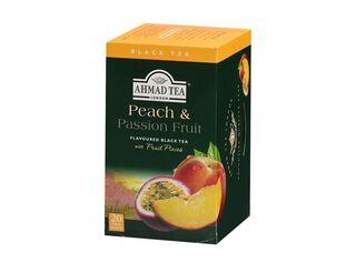 Té Ahmad Peach Y Passion Fruit 20 Unidades,,hi-res