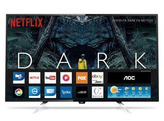 """LED 50"""" AOC Smart TV Ultra HD 4K 50U7970,,hi-res"""