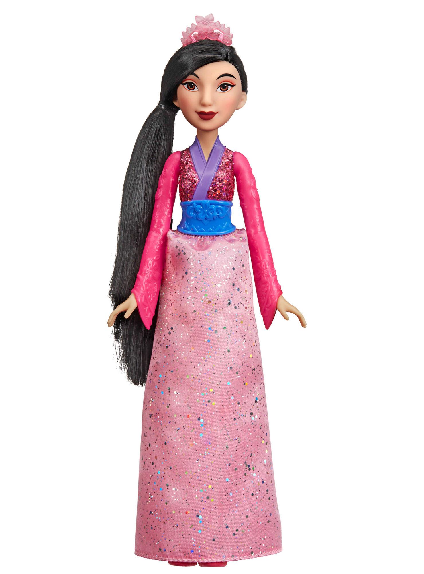 8ab0413c678 Muñeca Royal Shimmer Mulan Disney Princess en Muñecas y Accesorios ...