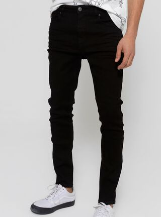 Jeans Skinny Negro Foster,Negro,hi-res