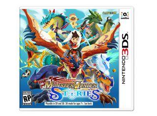 Juego Nintendo 3DS Monster Hunter Stories,,hi-res