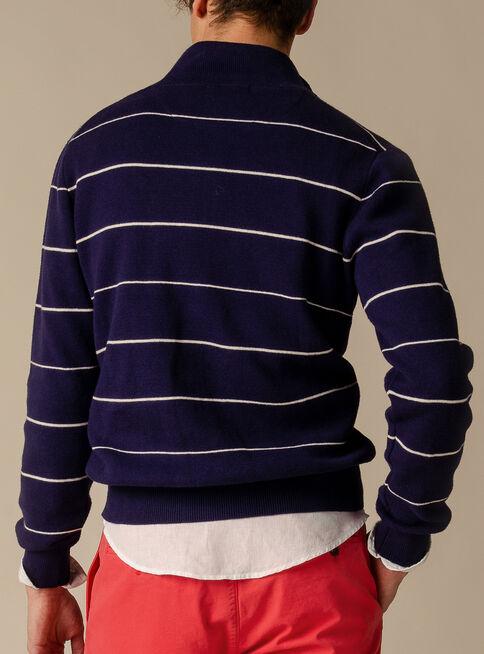 Sweater%20Ftsia%20Half%20Zipper%20Cotton%20Mariner%20Stripe%20Saville%20Row%2CAzul%20Marino%2Chi-res