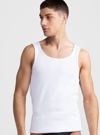 Camiseta Sin Manga Palmers,Único Color,hi-res