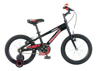 Bicicleta MTB Bianchi Infantil Goliat Aro 16,Carbón,hi-res