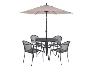 Muebles De Terraza Comodidad Y Estilo Al Aire Libre Paris Cl