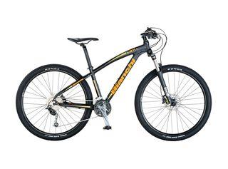 Bicicleta MTB Bianchi K27.1 Aro 27.5 Unisex Freno Disco Hidráulico,Negro,hi-res