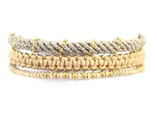 Pulsera Kiutwoman Fall Winter 3 Strands Gray,,hi-res