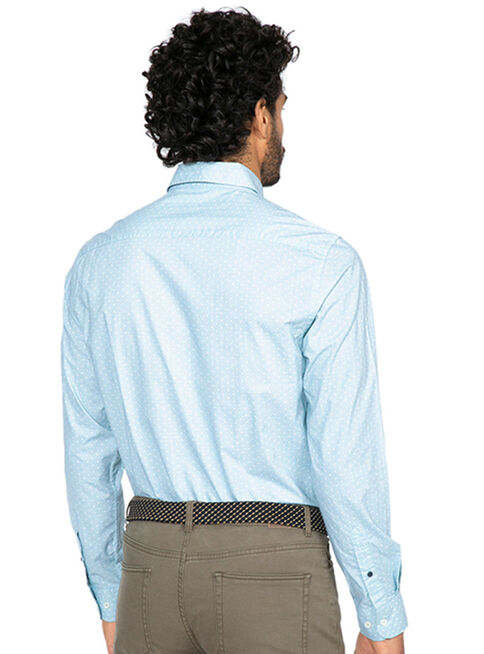 Camisa%20Sport%20Print%20Puntos%20Arrow%2CCeleste%2Chi-res