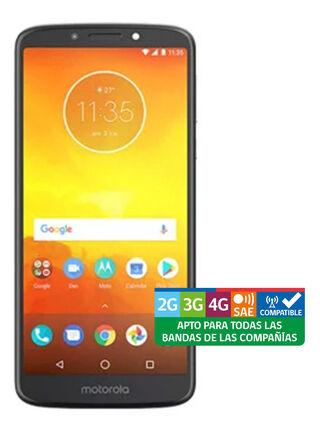 """Smartphone Motorola E5 Gris 5.7"""" Entel,,hi-res"""