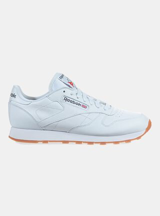 Zapatilla Reebok Classic Leather Running Hombre,Blanco,hi-res