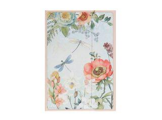 Libreta de Flores Sarah Miller Celeste 11 x 15.5 x 2 cm,,hi-res
