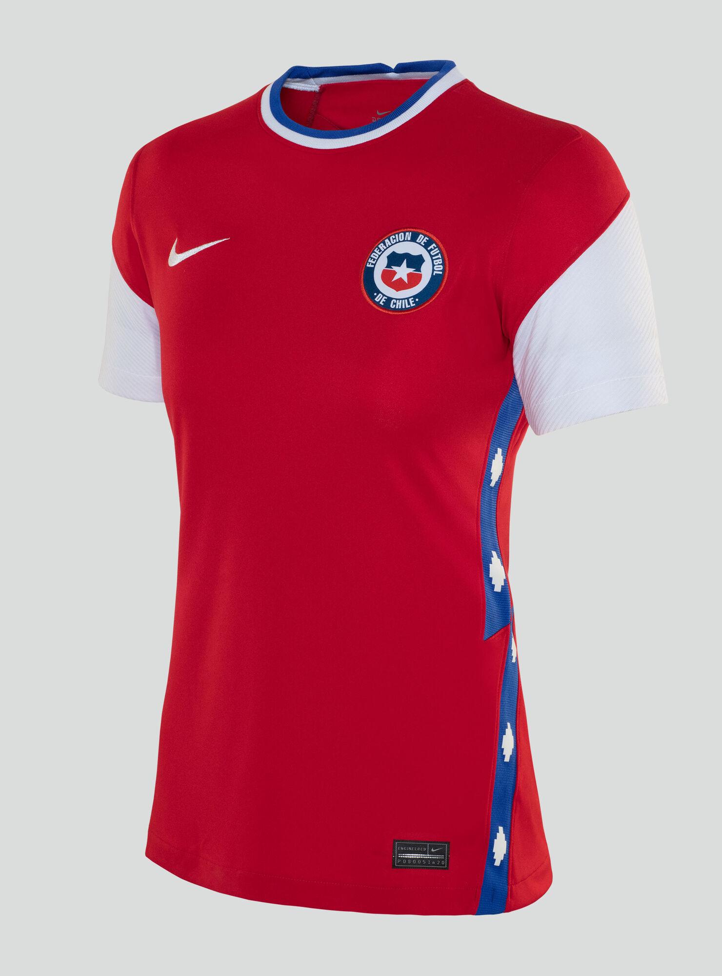 Distracción Decir la verdad Mujer joven  Camiseta Nike Chile W NK BRT STAD JSY SS HM Mujer - Poleras y Petos | Paris. cl