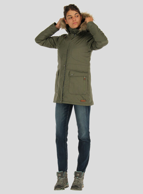 Chaqueta%20T%C3%A9cnica%20Melange%20Mujer%20Latitude%2CVerde%20Olivo%2Chi-res