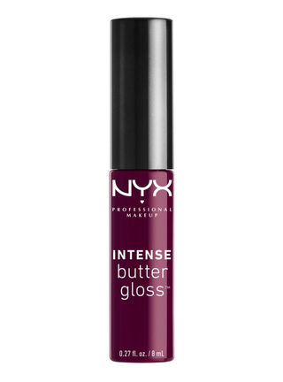 Brillo Labial Intense Butter Gloss Black Cherry Tart NYX Professional Makeup,,hi-res
