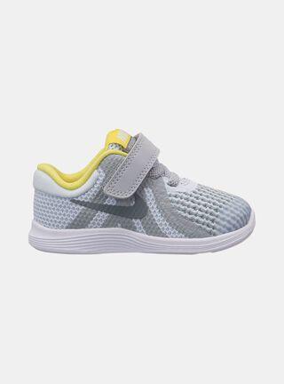 Zapatilla Nike Revolution Urbana Niño,Gris,hi-res