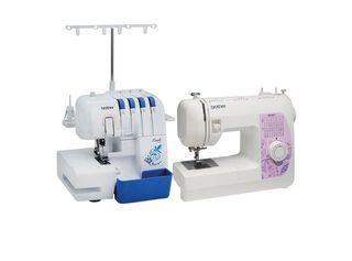 Combo Overlock 3534 + Máquina de coser BM3850 Brother,,hi-res