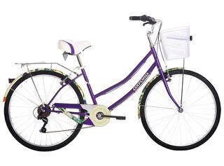 Bicicleta Paseo Oxford Cyclotour Aro 26,Lavanda,hi-res