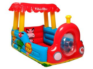 Tren Inflable Fisher Price Ball PiT,,hi-res