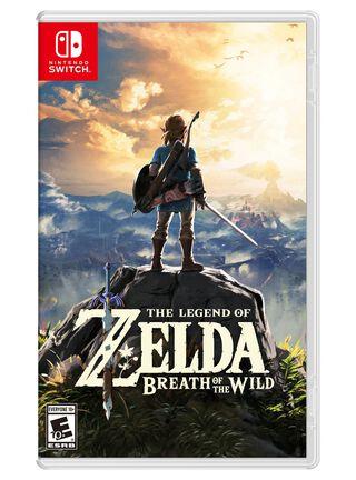 Juego PS4 The legend of zelda breath of the Wild,,hi-res